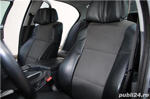 BMW Seria 5 / 525 / E60 / LCI / Soft Close / Keyless GO&Entry / Piele / Scaune comfort - imagine 6