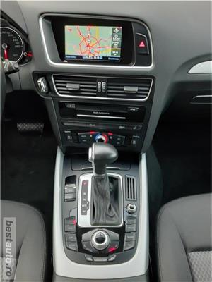 Audi Q5 - 2016 - 2.0 TDI- Business- S TRONIC, Quattro (4x4)-EURO 6 140 kw / 190 Cp - imagine 10