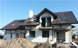 Acoperisuri -tigla metalica sau ceramica- ferestre de mansarda  - imagine 1