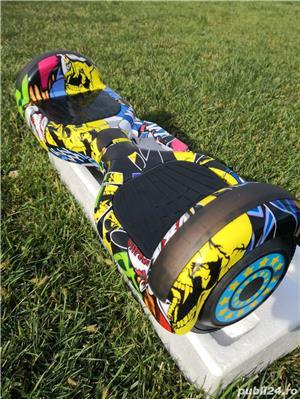 Hoverboard Galaxy 2x500w - imagine 5