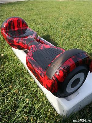 Hoverboard Galaxy 2x500w - imagine 4