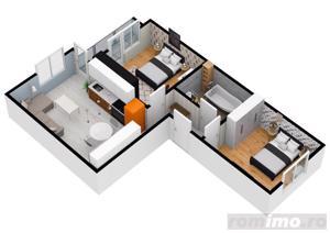 Apartament 3 camere   Decomandat   La CHEIE   Rate Dezvoltator - imagine 2