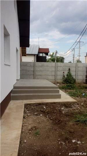 Branesti Ilfov casa parter+pod mansardabil,caramida 3 camere decomandate 364mp utilitati asfalt - imagine 2