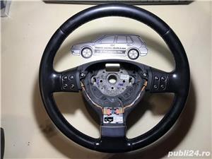 Vand kit complet retrofit volan cu comenzi + Airbag Golf 5 Touran, etc - imagine 7