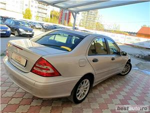 Mercedes C180,GARANTIE 3 LUNI,BUY BACK,RATE FIXE,Motor 1800 Cmc,Automat,Facelift. - imagine 5