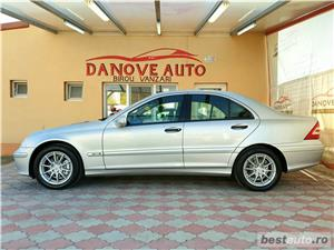 Mercedes C180,GARANTIE 3 LUNI,BUY BACK,RATE FIXE,Motor 1800 Cmc,Automat,Facelift. - imagine 4