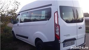 Ford Transit Custom 8+1 - imagine 3