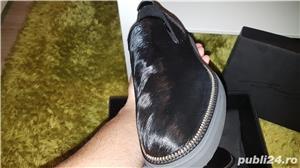 Pantofi piele naturala Bruno Bordese 41  - imagine 3