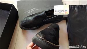 Pantofi piele naturala Bruno Bordese 41  - imagine 4