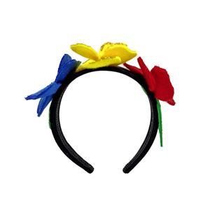 Coronita tricolora handmade - imagine 4