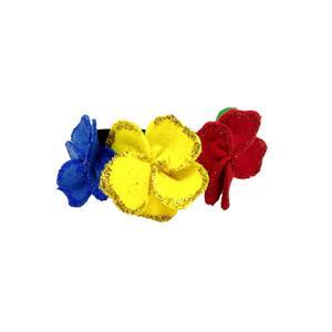 Coronita tricolora handmade - imagine 5