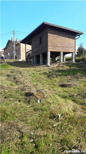 Teren 1100mp, cabana, utilitati, Belis-Balcesti, Cluj - imagine 2