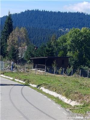 Teren 1100mp, cabana, utilitati, Belis-Balcesti, Cluj - imagine 3