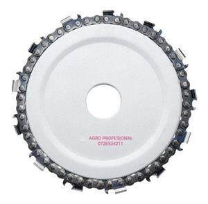 Disc flex polizor unghiular cu lant de drujba 115mm - imagine 3