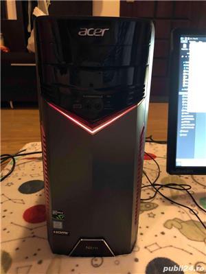 Vand Desktop Gaming Acer Nitro GX50-600 plus Monitor Gaming Asus 144Hz - imagine 5