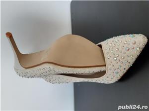 Pantofi ocazie masura 37 - imagine 1