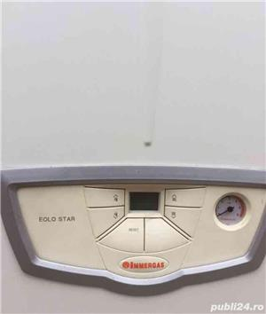 Modul/Placă electronică+carcasa centrală termică Immergas Eolostar24kW - imagine 1