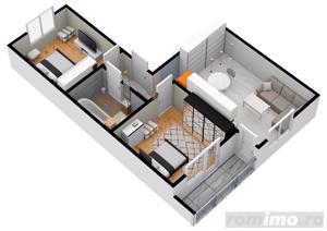 Apartament 3 camere   Decomandat   La CHEIE   Rate Dezvoltator - imagine 4