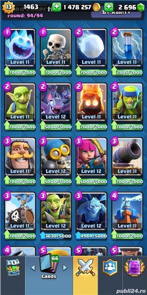 Cont clash royal - imagine 3
