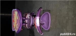 Vand Tricicletă Fisher Royal 157 violet-roz  - imagine 4