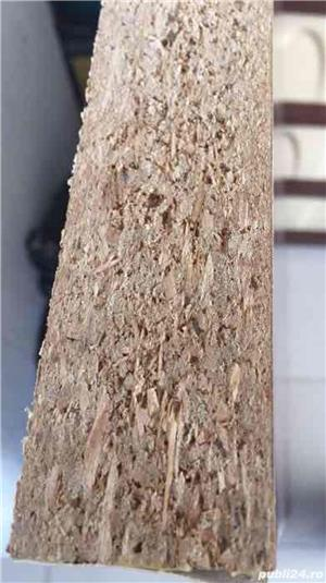 Blat lemn 100x60 cm - imagine 2