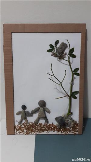 Tablou handmade  ,cadou  - imagine 2