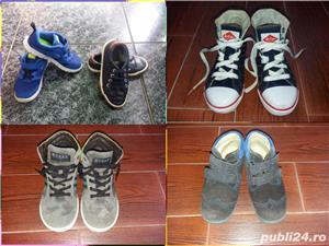 Adidasi,ghete piele nr.27-28,lee cooper,nike,hogan,transp.gratuit - imagine 1