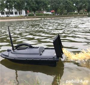 Barca pt plantat momeala OFERTA: Cu doua BATERIEiPE LITHUM!! - imagine 2