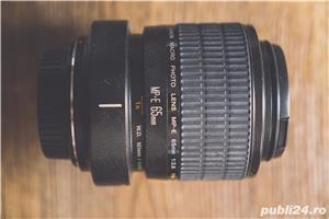 Canon MP-E 65mm f/2.8 1-5x Macro - imagine 1