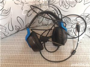 Vand diverse lucruri de gaming( tastatura ,mouse,mousepad,2 perechi de căști marvo si scorpion) - imagine 5