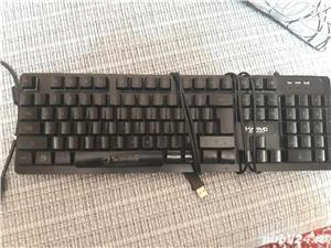 Vand diverse lucruri de gaming( tastatura ,mouse,mousepad,2 perechi de căști marvo si scorpion) - imagine 4