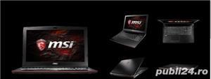 "Laptop Gaming MSI GP62M VR 7RFX Leopard Pro i7-7700HQ 15.6"", Full HD - imagine 1"