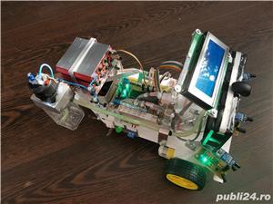 Proiecte automatizari, robotica si siteme inteligente(licenta/disertatie) - imagine 4