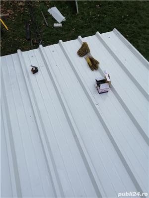 Dulgher fac acoperise montez tabla Linda cu materialele mele sau ale clientului  - imagine 5