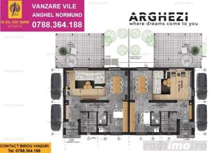 Vila cu 4 camere  | Spatioasa | Tunari | COMISION 0% - imagine 5