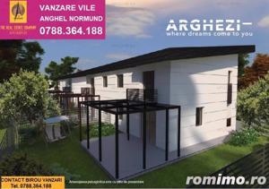 Vila cu 4 camere  | Spatioasa | Tunari | COMISION 0% - imagine 3