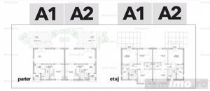 Vila cu 4 camere  | Spatioasa | Tunari | COMISION 0% - imagine 8