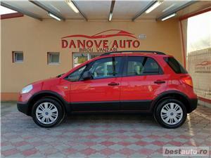 Fiat Sedici,GARANTIE 3 LUNI,BUY BACK,RATE FIXE,Motor 1600 cmc,4x4,benzina. - imagine 4