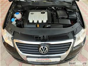 Vw Passat,GARANTIE 3 LUNI,BUY BACK,RATE FIXE,motor 1900 TDI,105 Cp.  - imagine 9