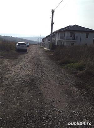 Miroslava la 1 km de Primarie teren 650 mp intravilan - imagine 4