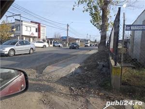Miroslava la 1 km de Primarie teren 650 mp intravilan - imagine 5