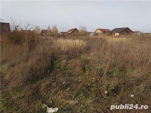 Miroslava la 1 km de Primarie teren 650 mp intravilan - imagine 9