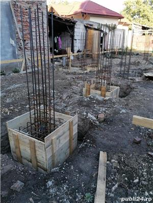 Construcții case la rosu și la cheie - imagine 4