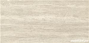 Gresie portelanata 60×120 cm. Gresie imitatie travertin seria TALE NAVONA VERSO - imagine 2