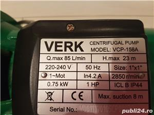 Pompa apa, VERK - imagine 4