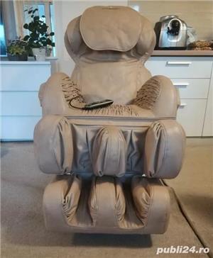 Scan masaj Chairmony Advanced Beige - imagine 1