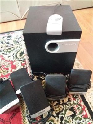 radiocasetofon cu dvd si boxe - imagine 4