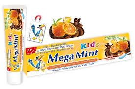 Pasta de dinti MEGAMINT KIDS 50ml - imagine 1