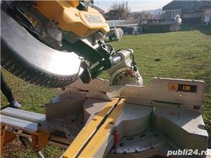 Debitator pentru lemn DeWalt + STAND  - imagine 2