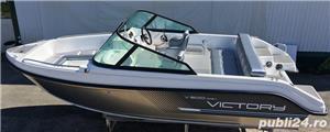 Barca Victory 500 Open cu motor Yamaha - imagine 1